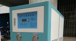 冷水机生产厂家分析冷水机结构