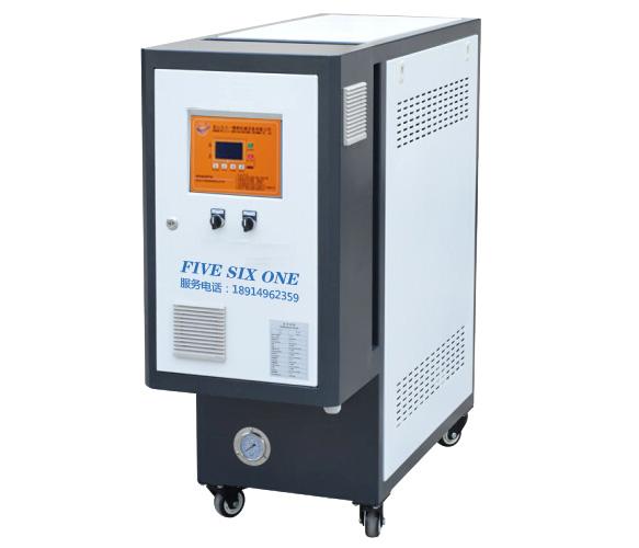 High temperature oil temperature control unit
